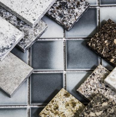 CEPM Granite and Quartz Inc. Tile Design